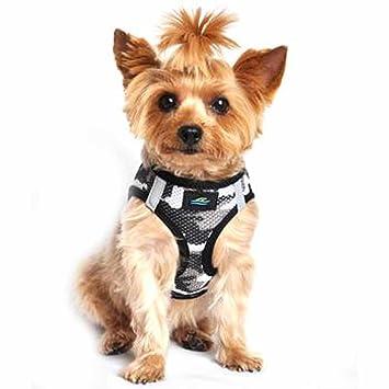 Amazon.com : ULTRA CHOKE FREE STEP IN REFLECTIVE DOG HARNESS ...