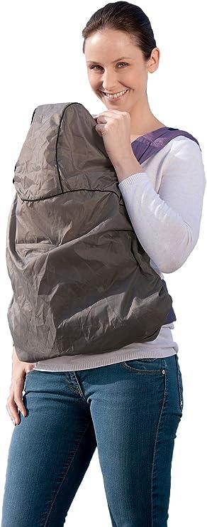 Imagen deAmazonas AZ5039500 - Protector de lluvia para mochilas y porta-bebés