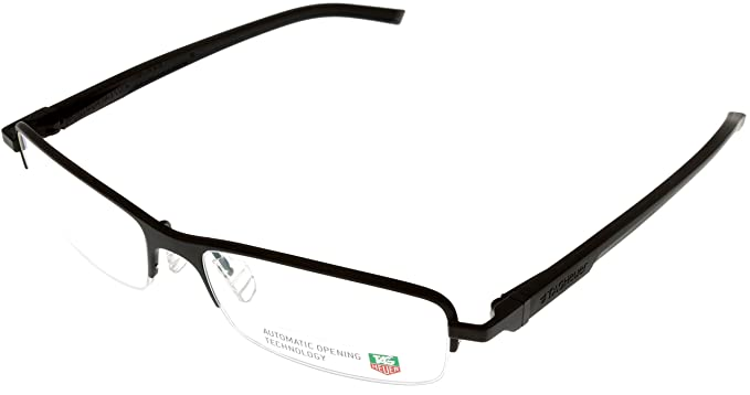 ed53a9162a8 Image Unavailable. Image not available for. Color  Tag Heuer Eyeglasses  Frame ...