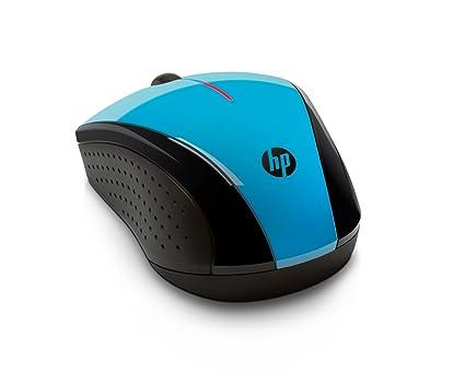 HP X3000 Wireless Mouse Blue K5D27AAABL