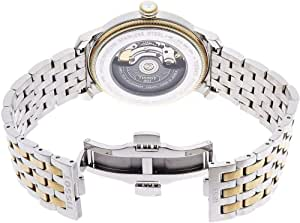 ساعة تيسوت بريدج بورت  ريفيرس اتوماتيكية T0974072203300