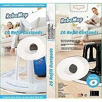 RoboMop SoftBase Ersatzpads / 20 Stück