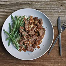 Beef Bourguignon with Mashed Potatoes and Herbed Green Beans by Chef'd (Dinner for 2)