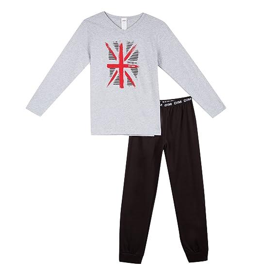 9c4b4f98cad4a DIM Boy s Nuit Pyjama 2 Pièces Garcon Set