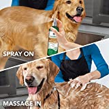 Vet's Best Anti-Flea Easy Spray Flea Shampoo Pets
