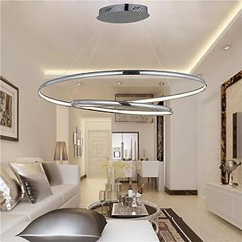 Schon BMEI Kreative Design Moderne Led Kronleuchter Für Wohnzimmer Kurze Stil  Flush Montieren Hängenden Leuchte Esszimmer