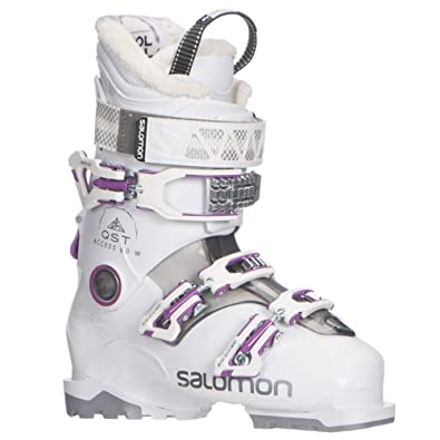 efdeda94377 Salomon Qst Access 60 W Chaussure Ski Femme Blanc Taille  Amazon.fr ...