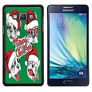 Dragon Case - FOR Samsung Galaxy A7 - believe in yourself - Caja protectora de pl??stico duro de la cubierta Dise?¡Ào Slim Fit