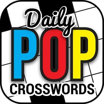 Amazon Com Daily Pop Crosswords Free Daily Crossword Puzzle