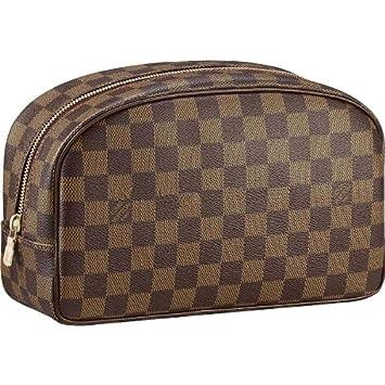2aa1085871b Amazon.com   Louis Vuitton Toiletries Bag 25 N47624   Cosmetic Tote Bags    Beauty