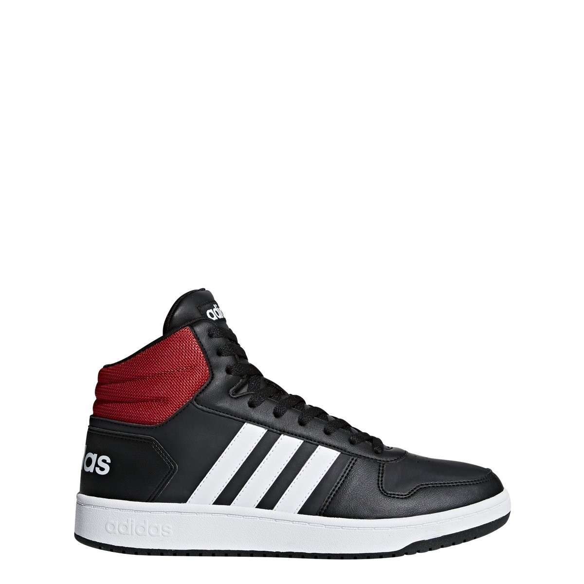 adidas Men's VS Hoops Mid 2.0, Grey TwoCore BlackGrey Three, 14 M US