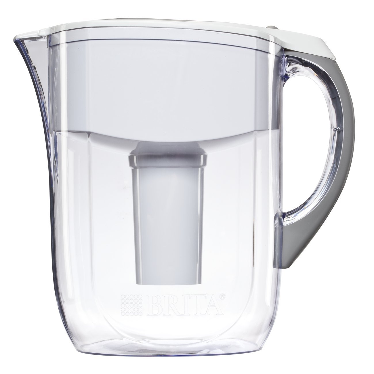 Amazon.com: Brita Large 10 Cup Grand Water Pitcher With Filter   BPA Free    Available In Multiple Colors: Kitchen U0026 Dining Awesome Design