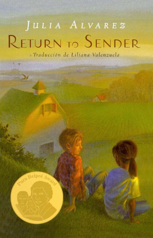 Return To Sender (Turtleback School & Library Binding Edition) pdf epub