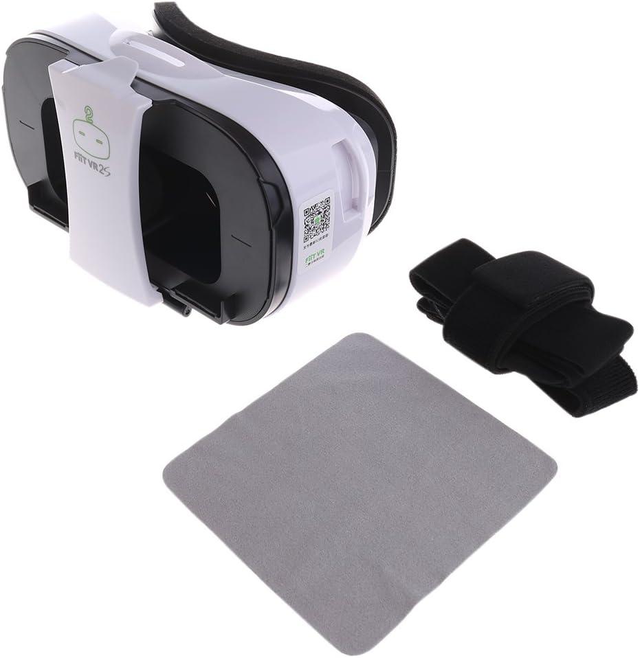 Niceskin FiiT VR 2S - Auriculares de Diadema con Gafas 3D para ...