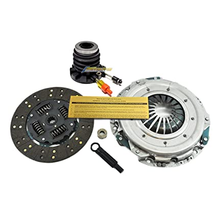 Amazon.com: EFT CLUTCH KIT w SLAVE CYL 97-08 FORD F150 F250 PICKUP TRUCK 4.2L 4.6L MOTORCRAFT: Automotive