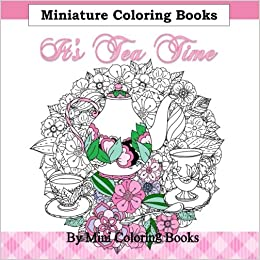 Adult Coloring Books Tea Cup In All Departments D For Adults Best Sellers