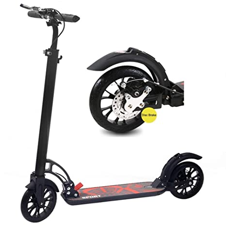 Patinete Adulto, Kick Scooter para Adultos con Ruedas ...