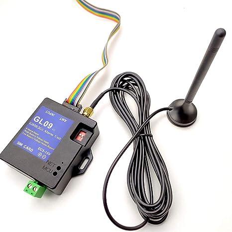 GL09 Inteligente de bajo consumo Compatible Ocho entradas de ...