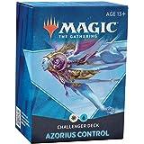 Magic: The Gathering - Challenger Deck – Azorius Control (Azul-Branco)