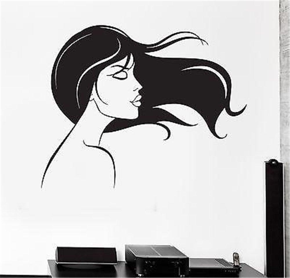 pegatinas de pared tortugas ninja Salón de peluquería Sexy ...