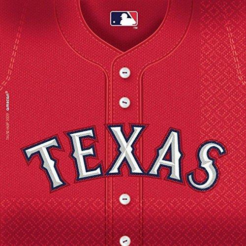 Texas Rangers Party Napkins - 36