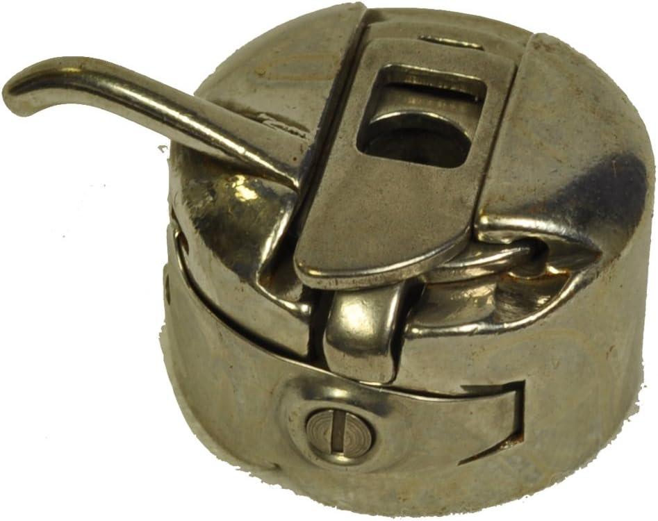 Máquina de coser caja de la bobina huntgold: Amazon.es: Hogar