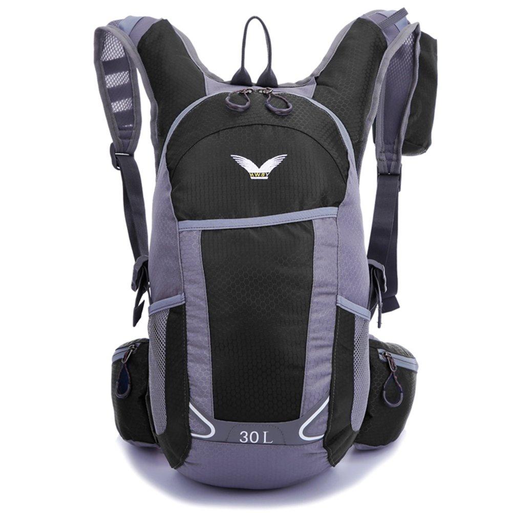 8L Kleiner Fahrradrucksack Trinkrucksack Wasserdicht Rucksäcke Reisetasche mit 2 Liter Leicht zu Reinigen Große Öffnung Wasserblase für Wandern, Klettern, Fahrradfahren, Fahrradrucksack. sowie Laufsport oder Camping Outdoor Sportrucksack Ultraleicht Fahrr