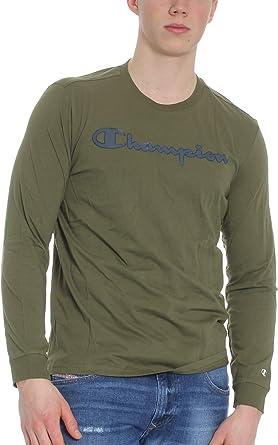 Champion 213482 F19 GS550 WMS - Camiseta de manga larga para ...