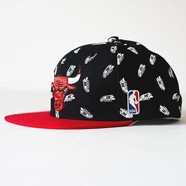 adidas Cap NBA Snap-Back Superstar Chicago Bulls - Gorra para ...