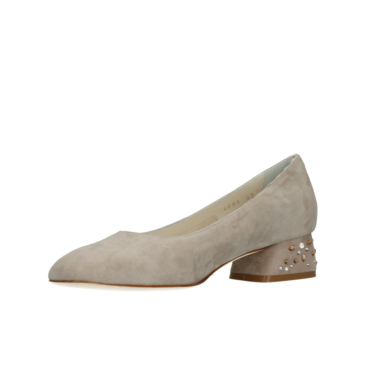 Melluso Melluso Melluso M008 Damen Ballerinas Grau Grau faba8e