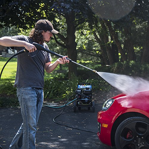 Excell EPW2123100 3100 PSI 2.8 GPM Cold Water 212CC Gas Powered Pressure Washer by excell (Image #8)