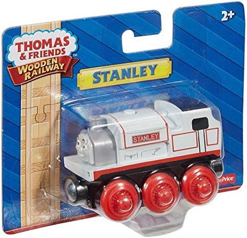 きかんしゃトーマス 木製レールシリーズ STANLEY スタンリー (DTB93) フィッシャープライス [並行輸入品]