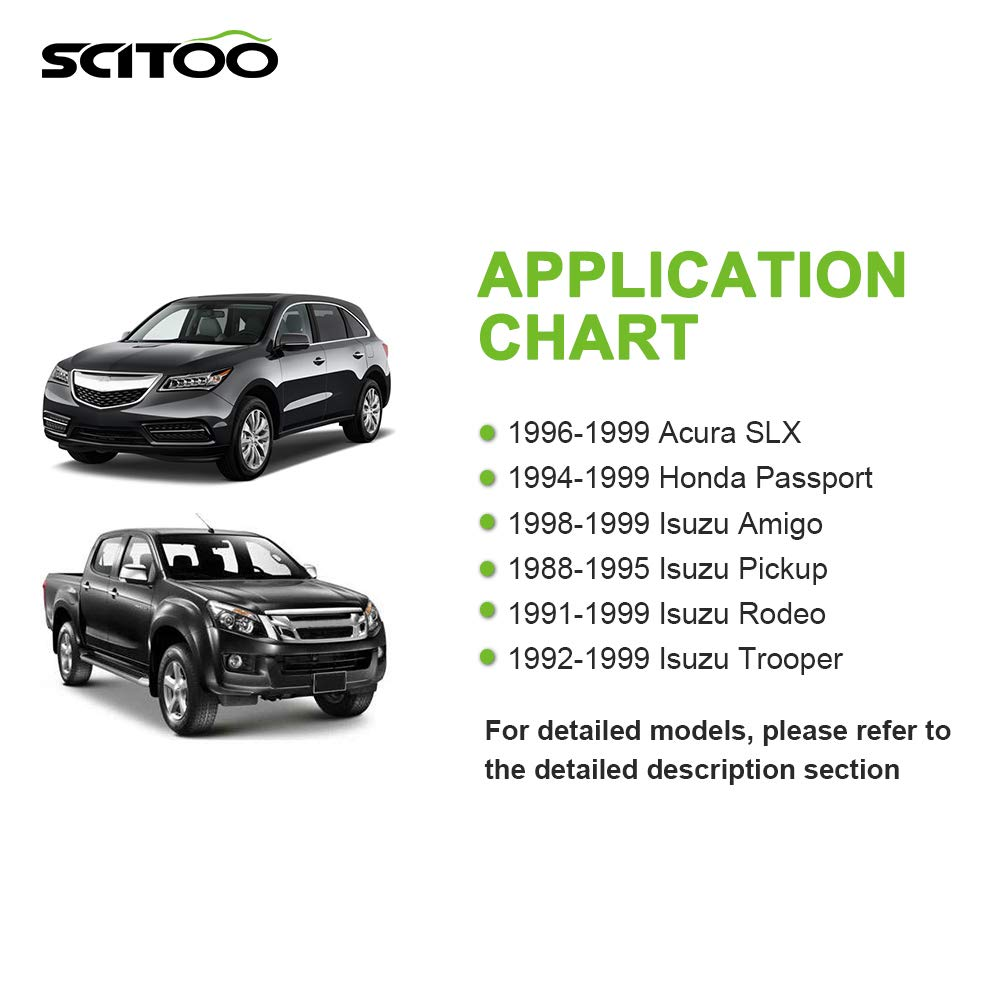 New Blower Motor Resistor Isuzu Rodeo Trooper For Honda Passport Amigo Sport SLX