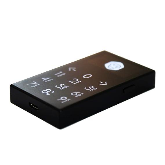 CryptoGorilla Cryptocoin Hardware Wallet M1 - Cartera Segura ...
