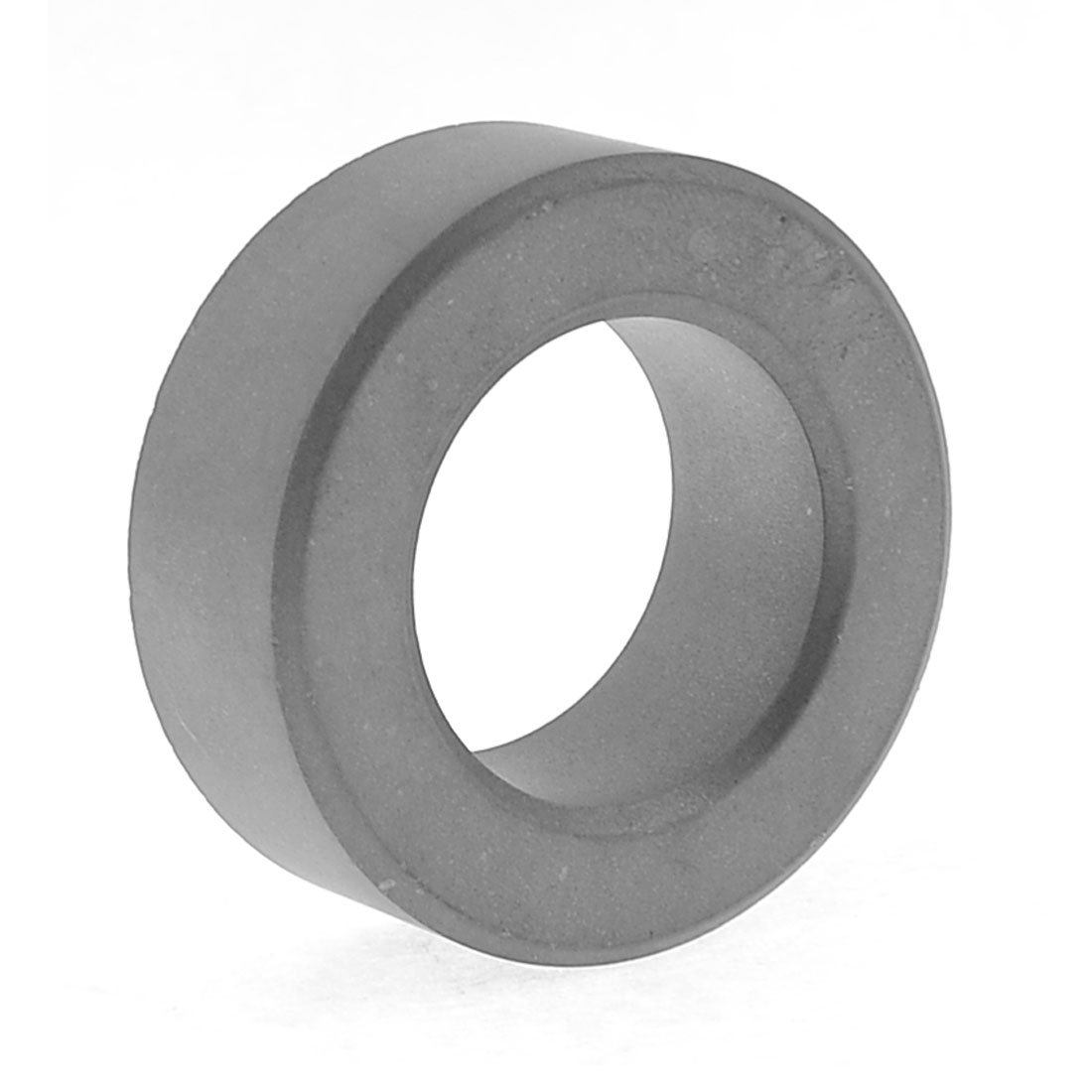Uxcell a13110600ux0581 50 x 30 x 19 mm Ferrite Ring Iron Toroid Core Black for Power Inductor, 1.18' Width, 1.97' Length 1.18 Width 1.97 Length