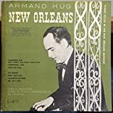 Armand Hug New Orleans Piano By vinyl record