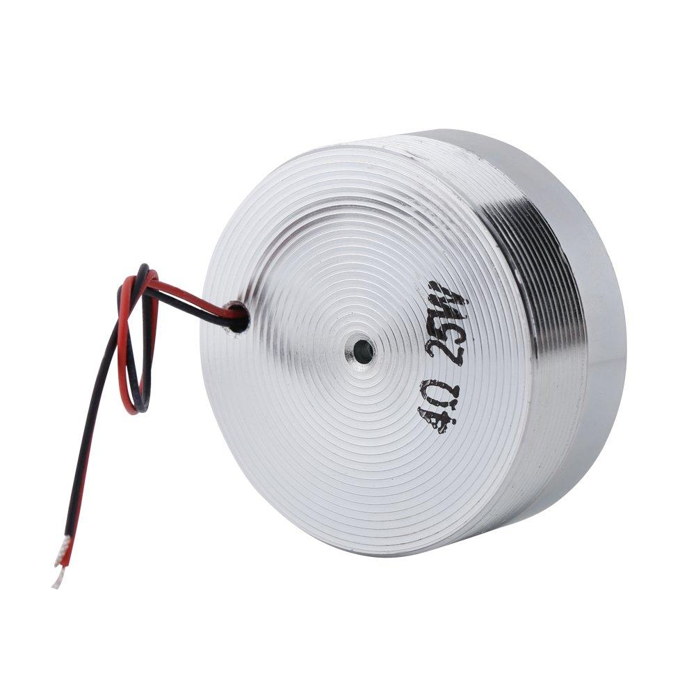 Resonance Speaker,1Pcs 50MM 2Inch All Frequency Resonance Speaker Vibration Strong Bass Louderspeaker (4Ω,25W) by Walfront (Image #2)
