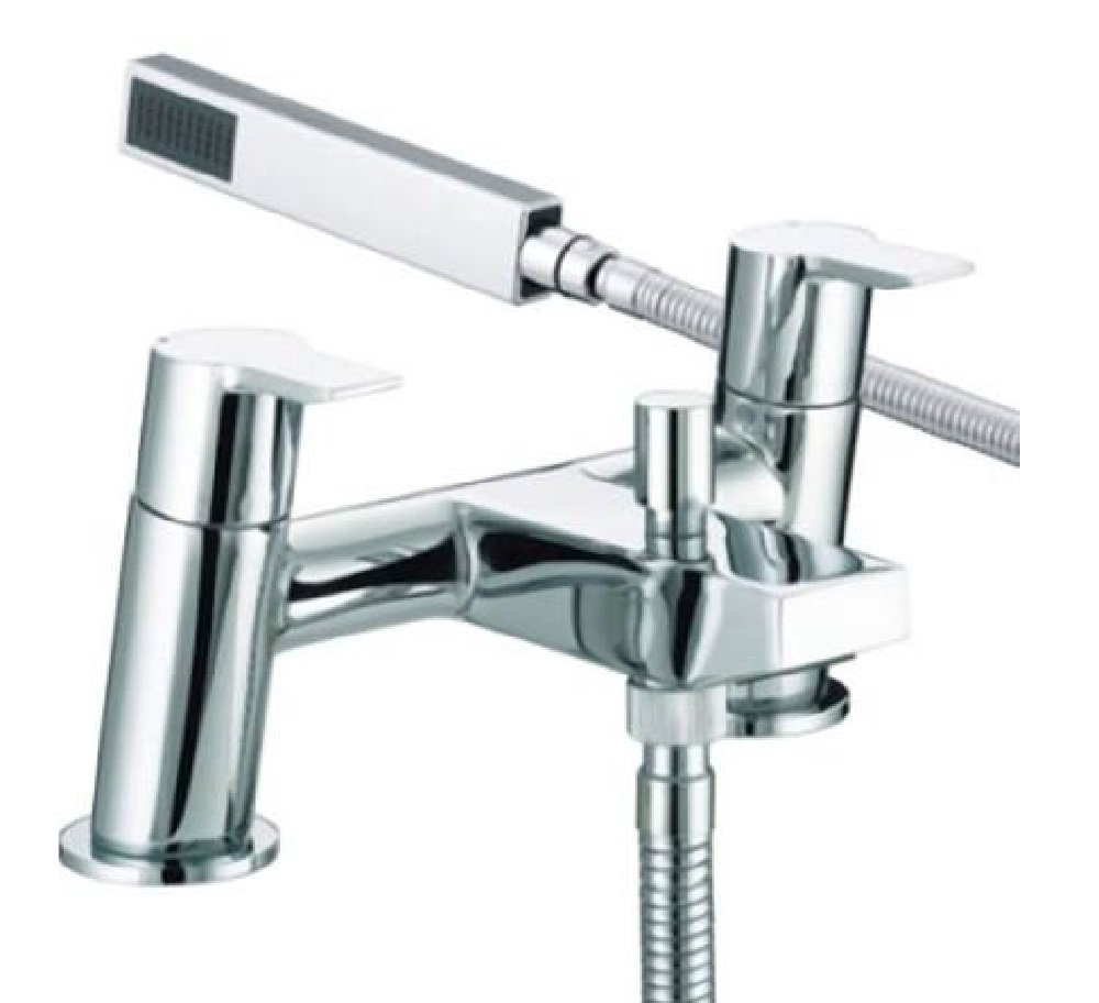 Bristan PS BSM C Pisa Bath Shower Mixer - Chrome