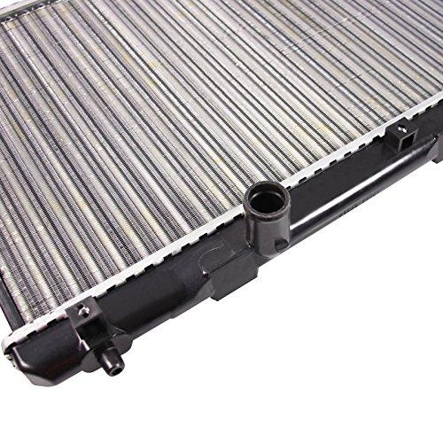 Radiador de agua para vehículos con caja de cambios manual TOYOTA COROLLA E10/E11 1.3 XLI,1.4,1.6 92-00 + COMPACT + LIFTBACK + WAGON: Amazon.es: Coche y ...