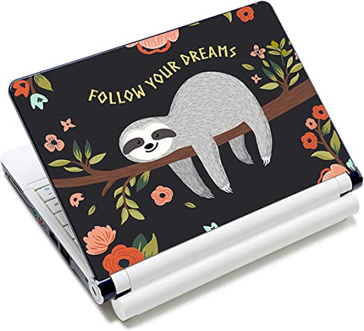 Galaxy Remove and Change Styles Laptop Notebook Skin Sticker Cover Decal Fits 12 13 13.3 14 15 15.4 15.6 inch Laptop Protector Notebook PC Easy to Apply