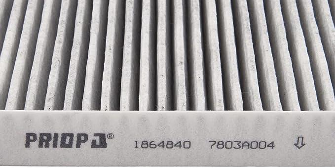 Priopa Filter Innenraumluft Innenraumfilter 1864840 Auto