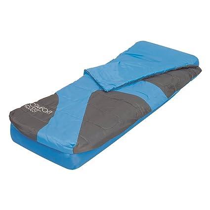 Bestway Aslepa Inflable Cama de Aire con Saco de Dormir, Azul