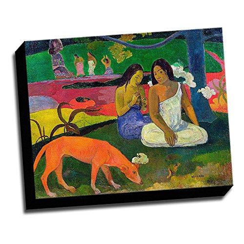 "UPC 797698520797, Arearea Fine Art Masterpiece Printed on 16"" X 20"" Canvas"