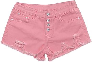 Pantalones Cortos para Mujer, RETUROM 2019 Moda Mujer Verano ...
