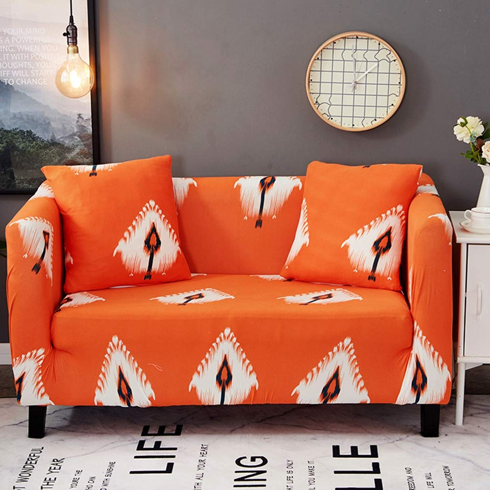 KKONION Universal Elastic Sofa Covers Living Room Sofa Towel Slip-Resistant Sofa Cover Strech Sofa Slipcover