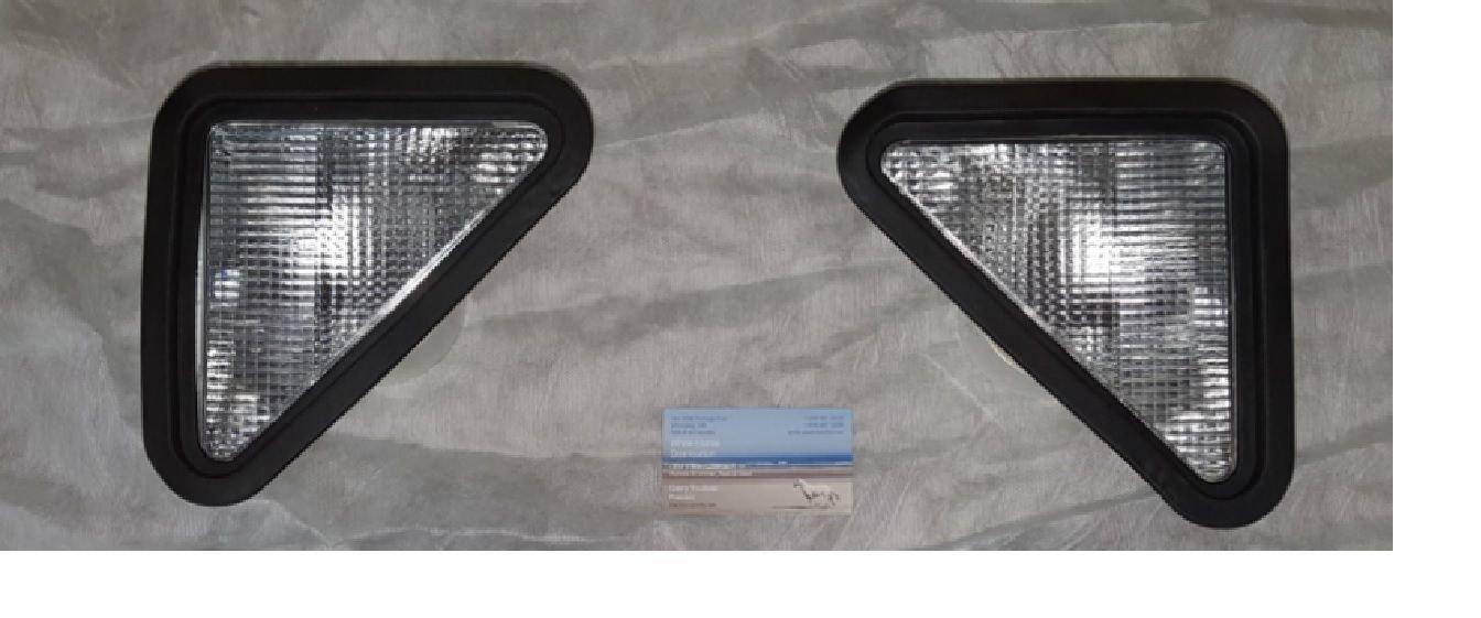 Bobcat Skid Steer Left & Right Head Light for S100 S130 S150 S160 S175 S185 S205 by Bobcat