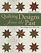 Quilting Designs from the Past 300 Designs…