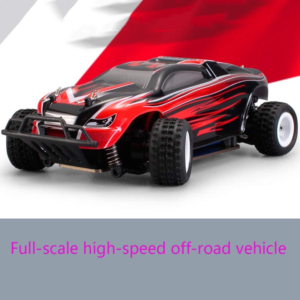 Ledu Fernbedienung Auto, 1:28 Geländewagen, Allradantrieb Hochgeschwindigkeits-Elektro-Geländewagen Junge Off-Control-Auto-Rennspielzeug, wiederaufladbare, Wettbewerb Hobby