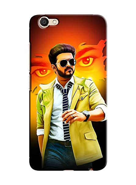 Supreme Printss Actor Vijay in Sarkar Movie Painting: Amazon