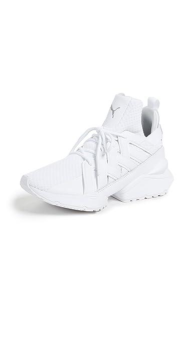 Puma Frauen Muse Echo Schuhe 37.5 EU White